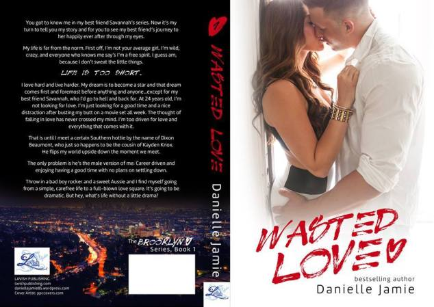 Wasted Love Full Cover