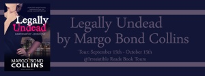 Banner - Legally Undead by Margo Bond Collins 1
