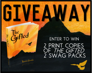 GiveawayTheGifted