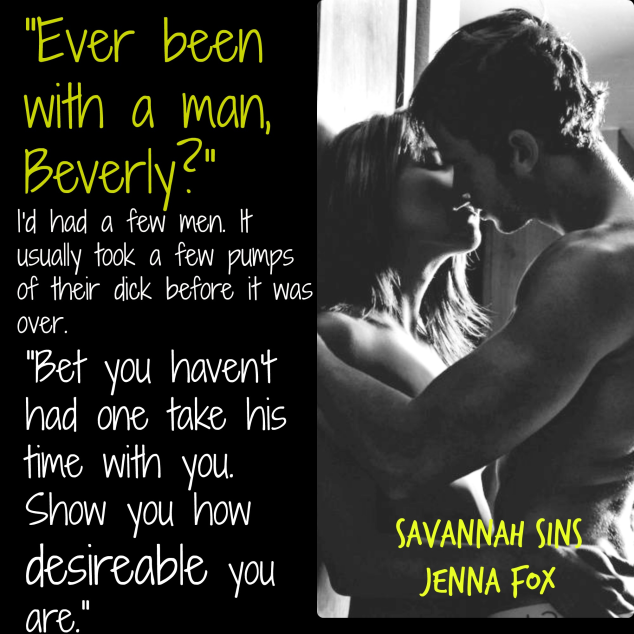 Savannah Sins Teaser Been with a Man