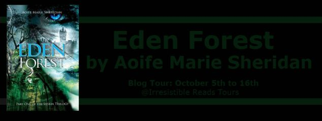 Banner - Eden Forest by Aoife Marie Sheridan